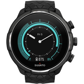 Suunto 9 Baro Watch, titanium black